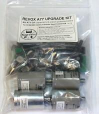A77 capacitor & preset pot upgrade kit